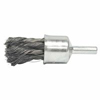 Weiler Hollow-End Knot Wire End Brushes WEI 804-10217