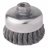 Weiler General-Duty Knot Wire Cup Brushes WEI 804-12316