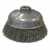 Weiler Crimped Wire Cup Brushes WEI 804-14206