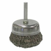 Weiler Stem-Mounted Crimped Wire Cup Brushes WEI 804-14306