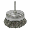 Weiler Stem-Mounted Crimped Wire Cup Brushes WEI 804-14317