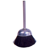 Weiler Miniature Stem-Mounted Cup Brushes WEI804-26093