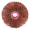 Weiler Copper Center™ Small Diameter Wire Wheels WEI 804-29078
