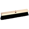 Ring Panel Link Filters Economy: Weiler - Black Tampico Medium Sweep Brushes, 18 In Hardwood Block, 3 In Trim L