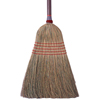 Weiler Light Industrial Brooms, 15 In Trim L, Corn Fill WEI 804-44009