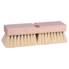 Weiler Deck Scrub Brushes, 10 In Hardwood Block, 2 In Trim L, Tampico Fill WEI 804-44028