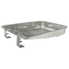 Weiler Paint Trays, Galvanized Steel, 2 Qt, For 9 In Rollers WEI 804-49010
