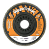 Abrasives: Weiler - Trimmable Flap Discs