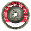 Weiler Saber Tooth™ Ceramic Flap Discs WEI 804-50104