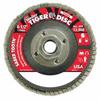 Weiler Saber Tooth™ Ceramic Flap Discs WEI 804-50107