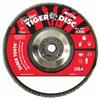 Weiler Saber Tooth™ Ceramic Flap Discs WEI 804-50115