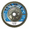 Weiler Tiger Disc™ Angled Style Flap Discs WEI 804-50517
