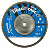 Weiler Tiger Disc™ Angled Style Flap Discs WEI 804-50542