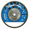 Weiler Tiger Disc™ Angled Style Flap Discs WEI 804-50545