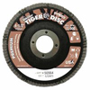 Weiler Tiger Disc™ Angled Style Flap Discs WEI 804-50564