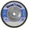 Weiler Tiger® Disc Abrasive Flap Discs WEI 804-50661