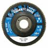 Weiler Big Cat® High Density Flat Style Flap Discs WEI 804-50803