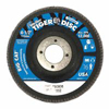 Weiler Big Cat® High Density Flat Style Flap Discs WEI 804-50806