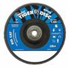 Weiler Big Cat® High Density Flat Style Flap Discs WEI 804-50845