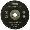Weiler Vortec Pro™ Small Type 1 Reinforced Wheels WEI 804-56013