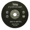 Weiler Vortec Pro™ Small Type 1 Reinforced Wheels WEI 804-56015