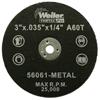 Weiler Vortec Pro™ Small Type 1 Reinforced Wheels WEI 804-56061