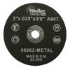 Weiler Vortec Pro™ Small Type 1 Reinforced Wheels WEI 804-56062