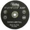 Weiler Vortec Pro™ Small Type 1 Reinforced Wheels WEI 804-56065