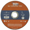 Abrasives: Weiler - Vortec Pro™ Type 1 Thin Cutting Wheels