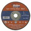 Weiler Vortec Pro™ Type 1 Portable Snagging Wheels WEI 804-56131