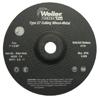 Weiler Vortec Pro™ Type 27 Cutting Wheels WEI 804-56383
