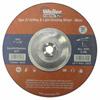 Weiler Vortec Pro™ Type 27 Pipeline - Cutting & Light Grinding Wheels WEI 804-56425