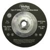 Weiler Vortec Pro™ Type 27 Pipeline - Cutting & Light Grinding Wheels WEI 804-56427