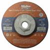 Weiler Vortec Pro™ Type 27 Pipeline - Cutting & Light Grinding Wheels WEI 804-56429
