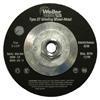 Weiler Vortec Pro™ Type 27 Grinding Wheels WEI 804-56449