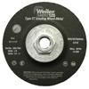 Weiler Vortec Pro™ Type 27 Grinding Wheels WEI 804-56454