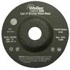 Weiler Vortec Pro™ Type 27 Grinding Wheels WEI 804-56457