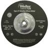 Weiler Vortec Pro™ Type 27 Grinding Wheels WEI 804-56468