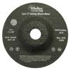 Weiler Vortec Pro™ Type 27 Cutting Wheels WEI 804-56474