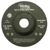 Weiler Vortec Pro™ Type 27 Cutting Wheels WEI 804-56475