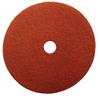 Weiler Saber Tooth Ceramic Resin Fiber Discs, 5 In Dia., 36 Grit WEI 804-59558