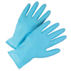 West Chester 2950 High Risk Industrial Grade Nitrile Gloves, 8 Mil, Large, Blue WSC 813-2950/L