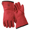 Wells Lamont Jomac Cotton Lined Gloves, Flame Retardant, X-Large, Red WLL 815-636HRLFR