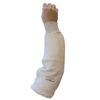 Protection Apparel: Wells Lamont - High-Heat Sleeves, 15.9 In Long, Natural
