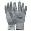 Wells Lamont Cut-Tec&Trade; Ultra Light Cut-Resistant Gloves, Medium, Gray WLL 815-Y9265M