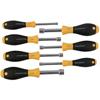 Wiha Tools Hollow Shaft Nut Driver Sets WHT 817-34390