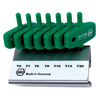 Wiha Tools Wing Handle Torx® Key Sets WHT 817-36590