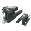 Wilton ATV All-Terrain Vise, 6 In Jaw, 5 In Throat, Stationary Base WLT 825-10010