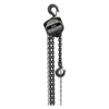 Jet S-90 Series Hand Chain Hoist, 1 Fall, 91 LBF JET 825-101933
