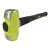 Wilton B.A.S.H Unbreakable Handle Sledge Hammer, 6 Lb Head, 16 In Ergonomic Handle WLT 825-20616